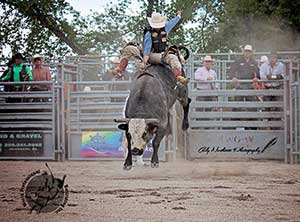 Invermere Bull Riding 2015